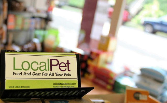 Local Pet Pittsburgh, Food and gear for all your pets